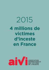 4 millions de victimes d'inceste en France