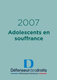 Adolescents en souffrance