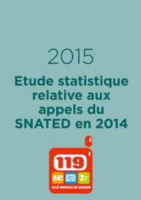 Etude statistique relative aux appels du SNATED en 2014