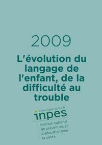 L'évolution du langage de l'enfant, de la difficulté au trouble