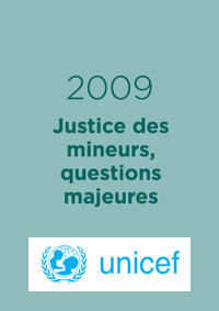 Justice des mineurs, questions majeures