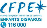 Logo du CFPE-Enfants Disparus