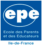 Logo de l'Ecole des Parents et des Educateurs - Île-de-France
