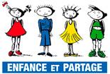 Logo d'Enfance et Partage