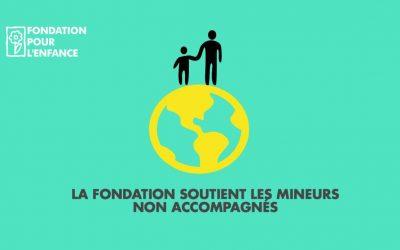 Mineurs étrangers : la Fondation soutient l'accueil et l'accompagnement solidaires